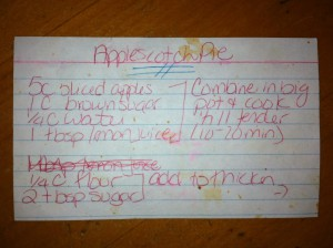 applescotch pie recipe