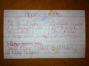 applescotch pie recipe