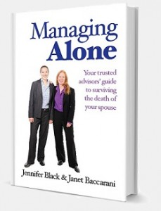 Managing Alone book cover