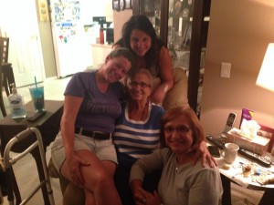 Stacey, MA, Maria and Maski