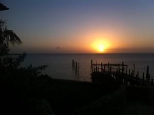 Sunset on Eleuthera