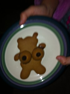 x-rated gingerbread cookie