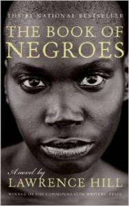 The Book of Negroes book cover
