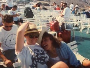 MA & Alex in Greece