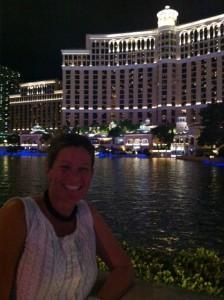 MA at Bellagio fountains Vegas Oct 2015