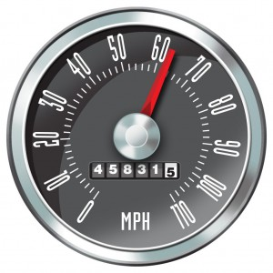 speedometer for mileage blog