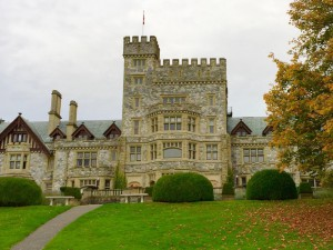 Hatley Castle at Royal Roads