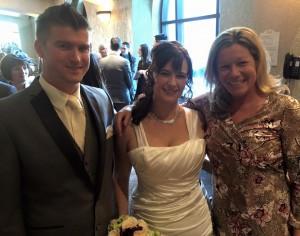 MA, Ky & Cholm wedding day