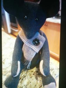Dolli's bear new