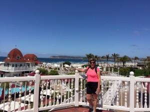 MA at Coronado Hotel