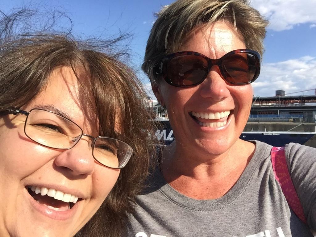 MA & Helene in Montreal