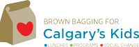 brown bagging logo