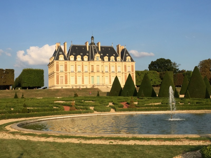 Chateau in Sceaux