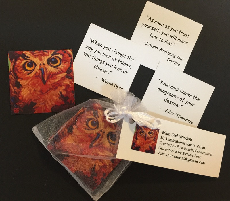 Wise Owl Cards