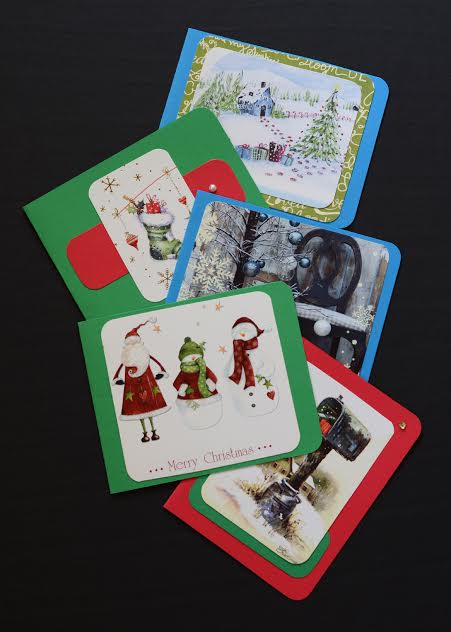 Sample Christmas Card 5-pack