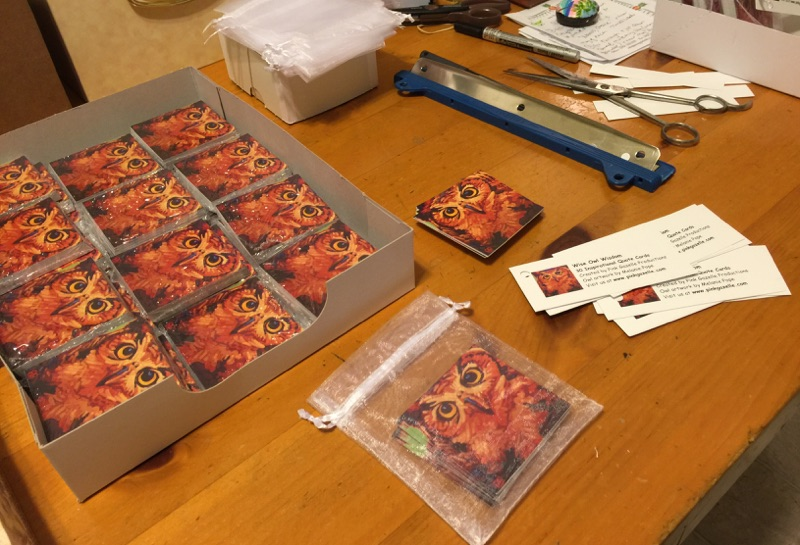 wise-owl-inspiration-cards-getting-packaged