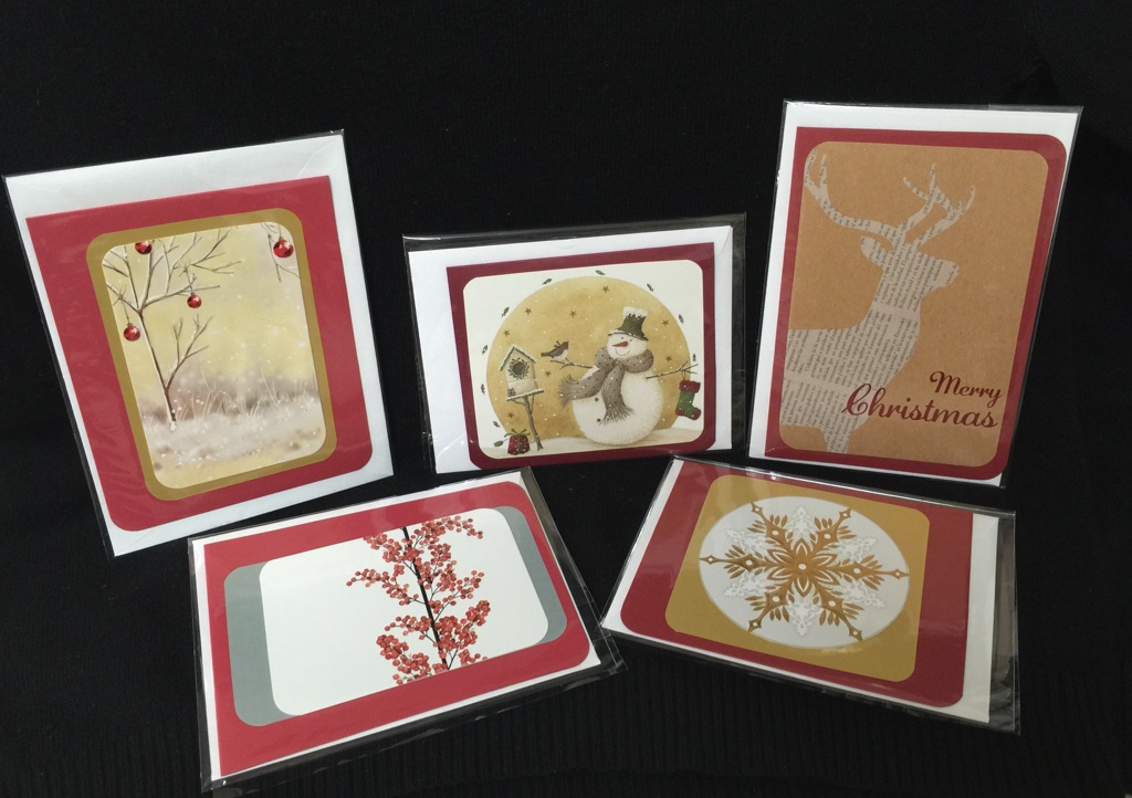 recycled-christmas-cards-burgundy-five