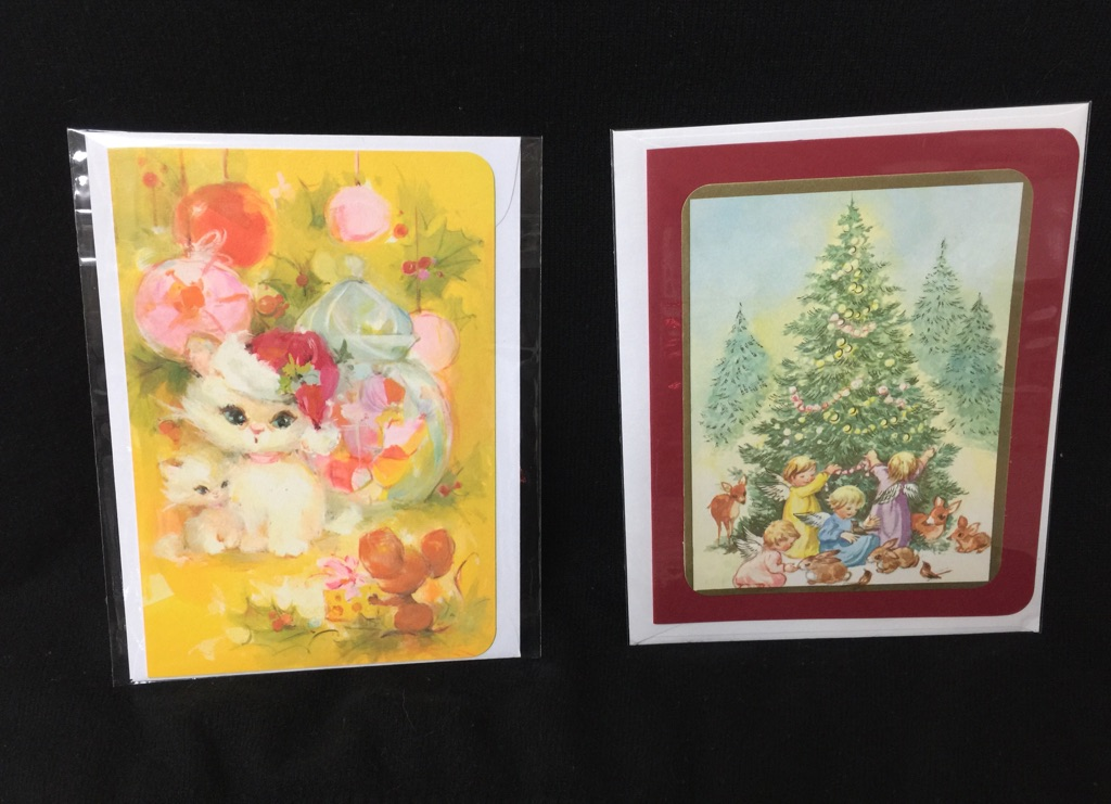 recycled-christmas-cards-retro