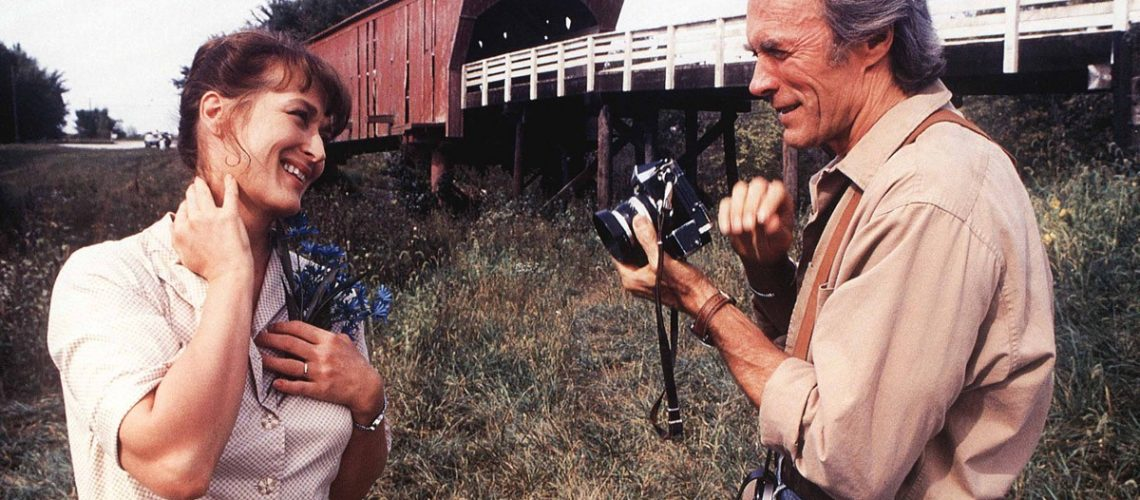 Meryl and Clint
