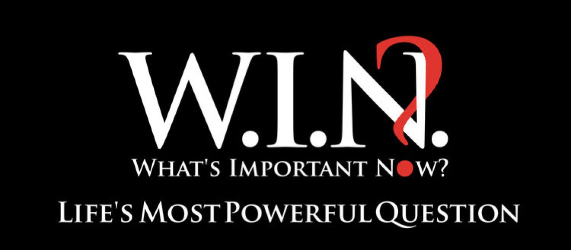 What's Important Now logo
